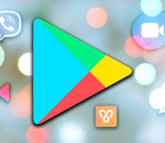 Google Play Store Vídeo Chamadas