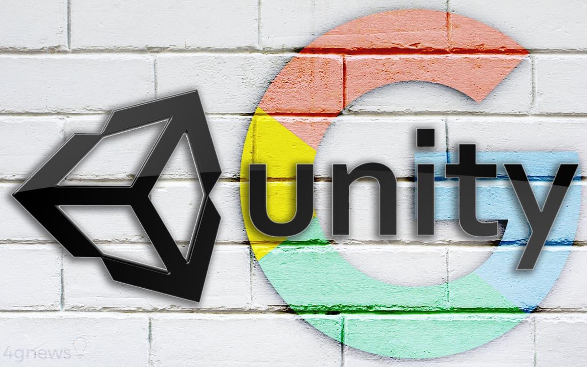 Google Unity Jogos Android