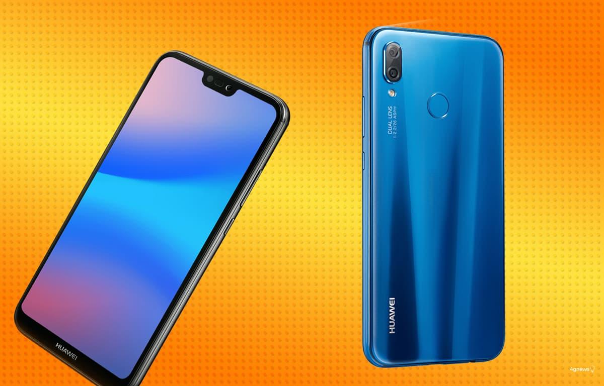 Huawei P30 Lite: Primeiras informações do telemóvel aparecem