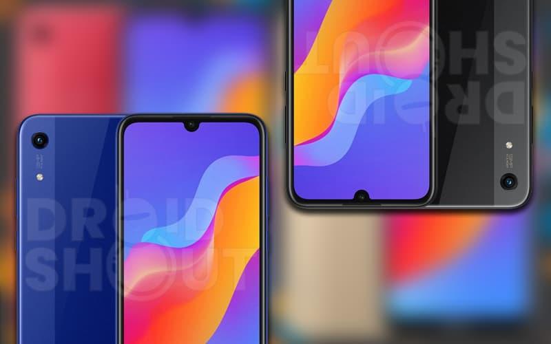 Huawei Honor 8A smartphone budget