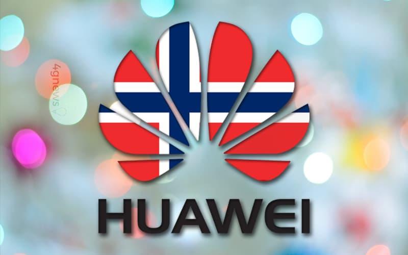 Huawei 5G Europa Noruega