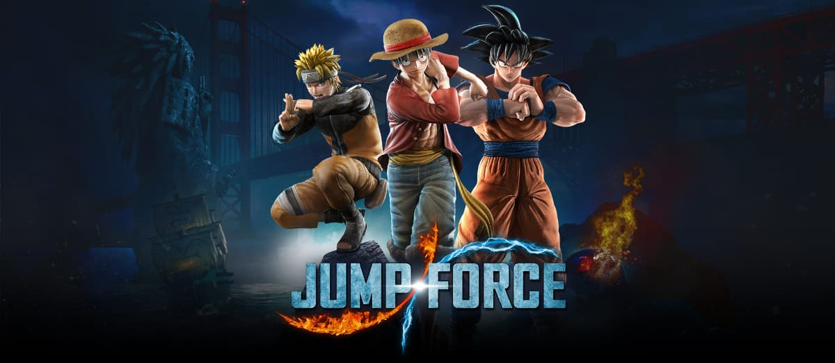 Jump Force Xbox One PlayStation