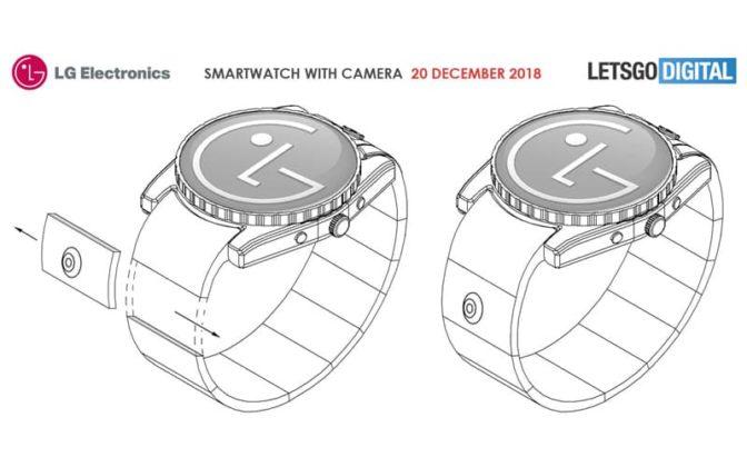 LG Smartwatch Modular