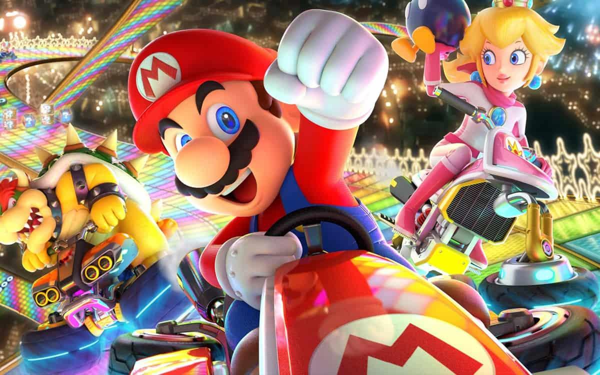 Mario Kart Tour Nintendo smartphones