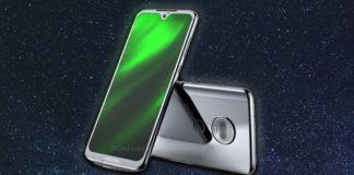 Motorola Moto G7 render