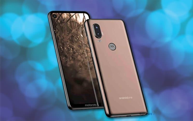 Motorola P40 gama-média Android
