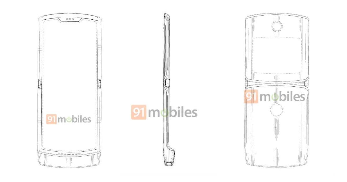 Motorola RAZR 2019 smartphone dobrável