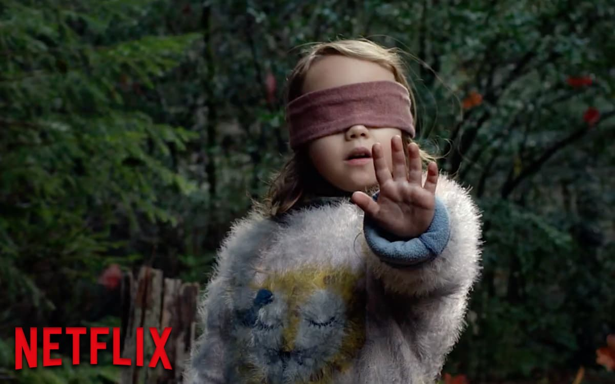 Netflix Bird Box YouTube