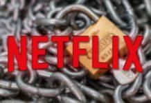 Netflix Partilha de Password