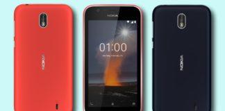 Nokia 1 Plus Android Pie