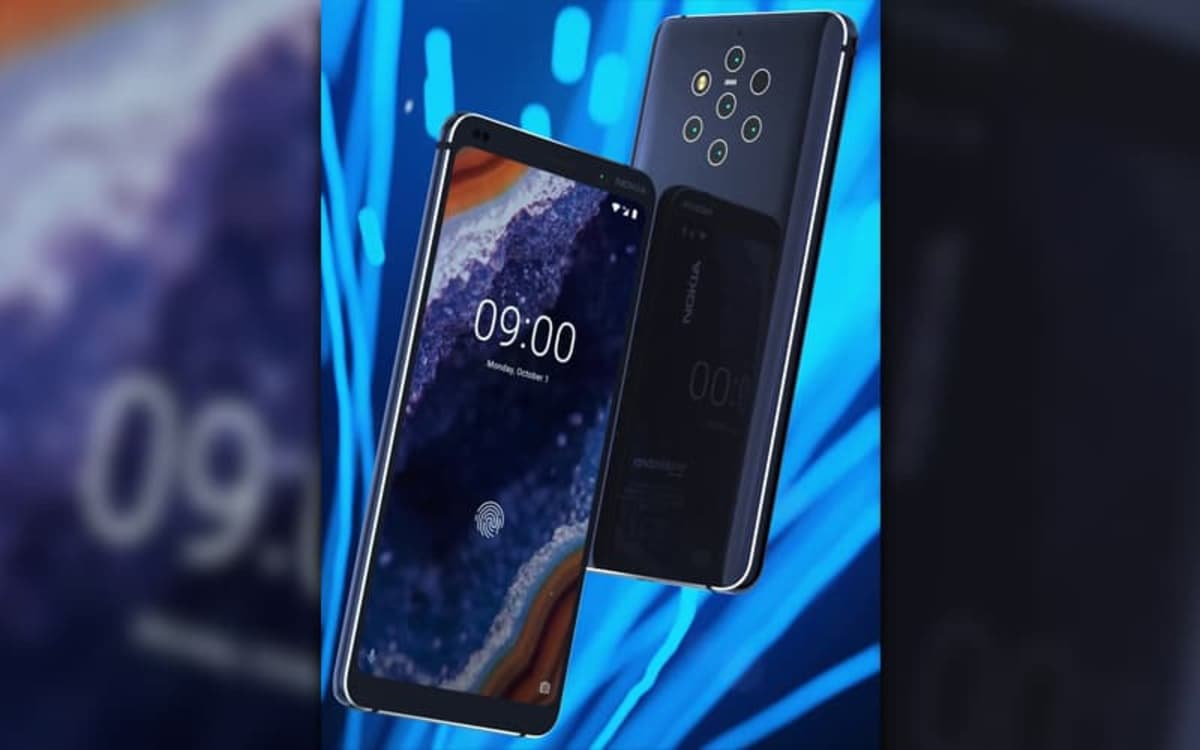 Nokia 9 PureView topo de gama
