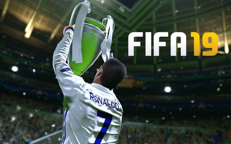 PlayStation 4 TOP 20 FIFA19 2018