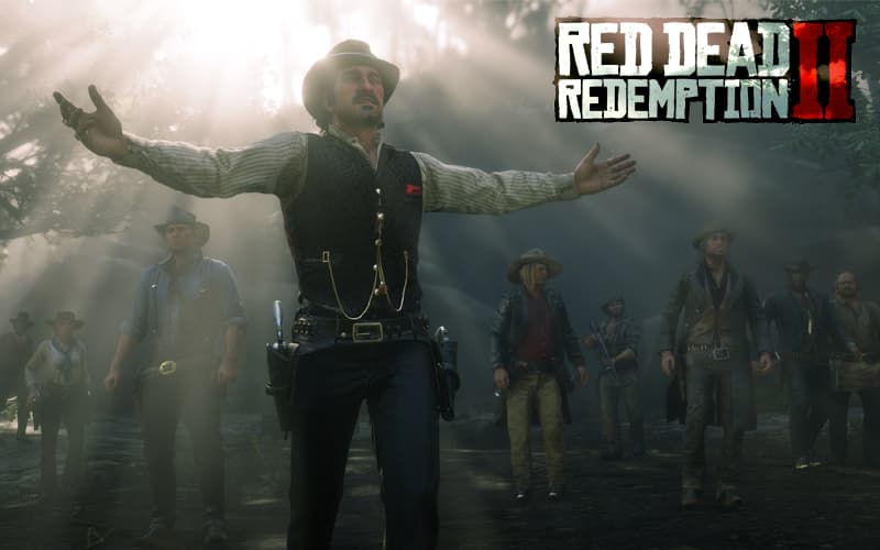 Red Dead Redemption 2 Battle Royale Fortnite
