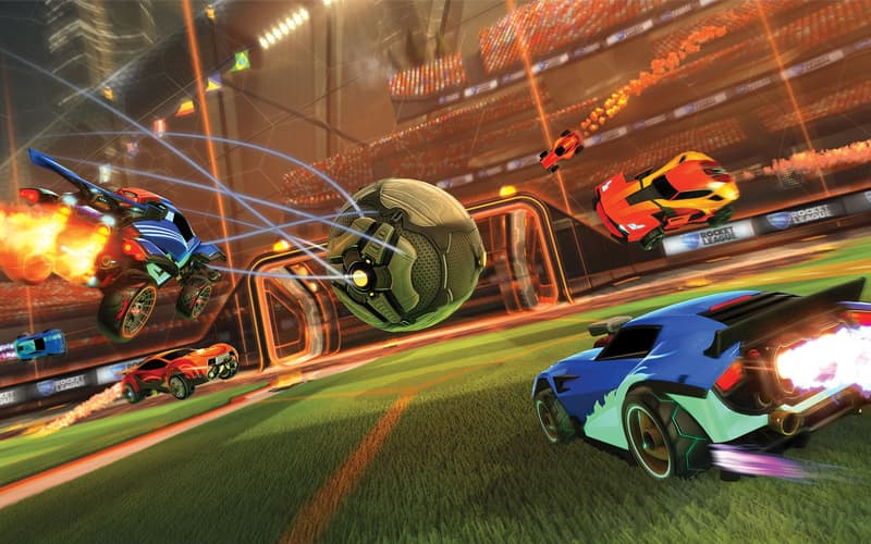 Rocket League multi-plataforma