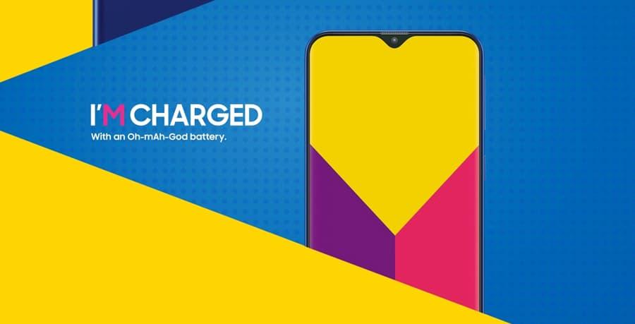Samsung mostra oficialmente o seu primeiro smartphone com notch