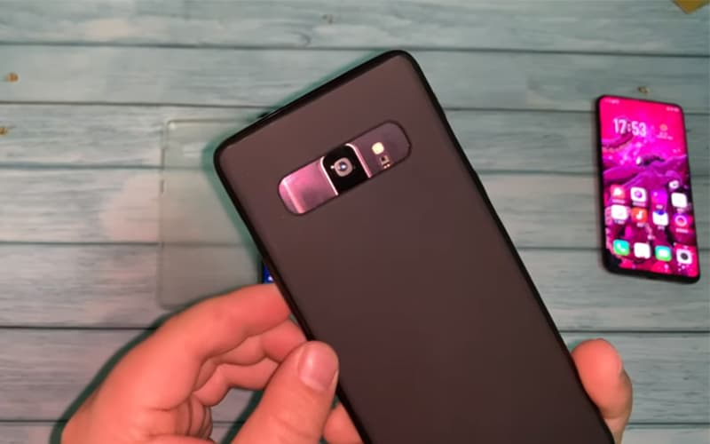 Samsung Galaxy S10 Plus capa