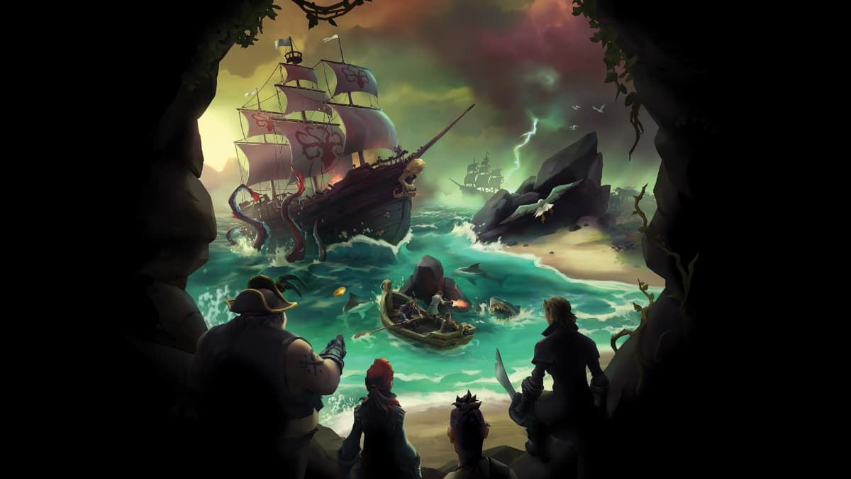 Sea of Thieves Microsoft Windows 10 Xbox One