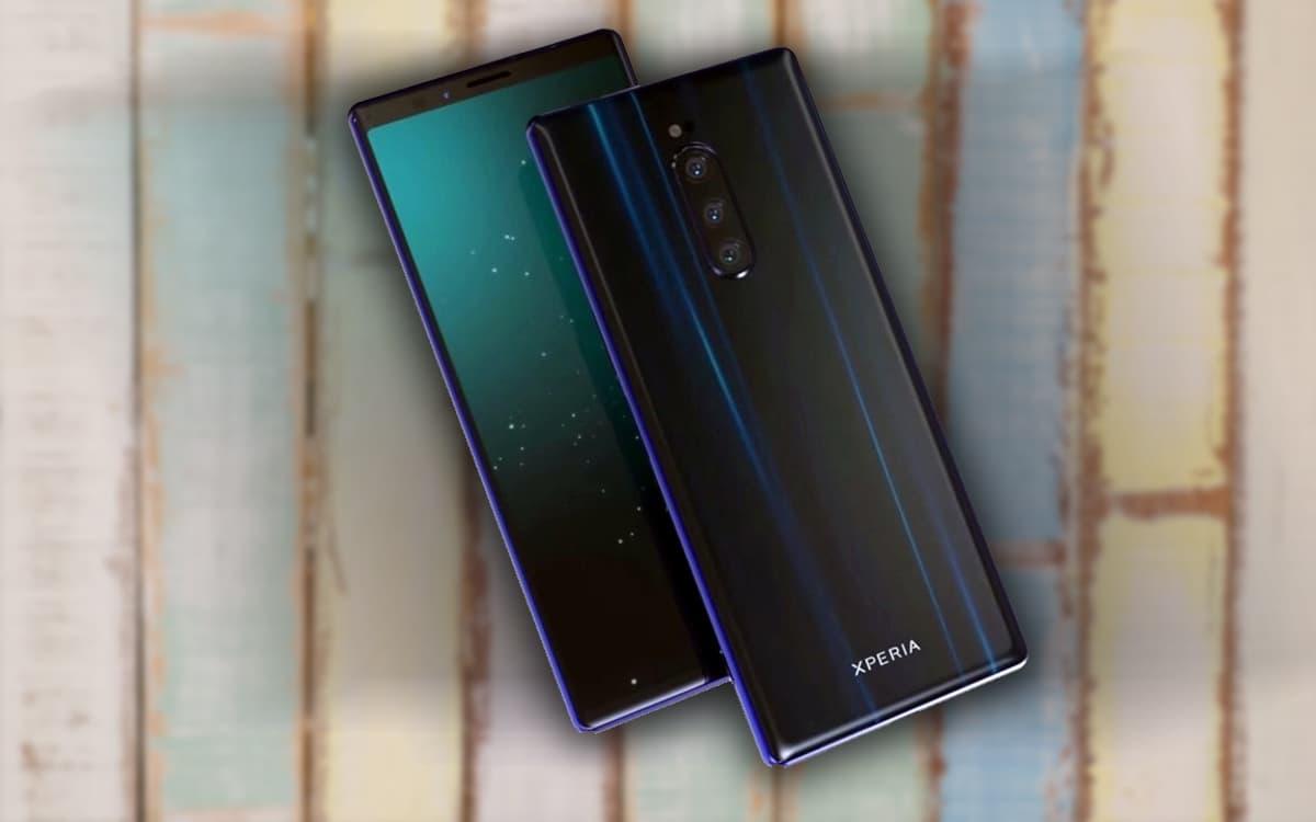 Sony Xperia XZ4 apresentação oficial