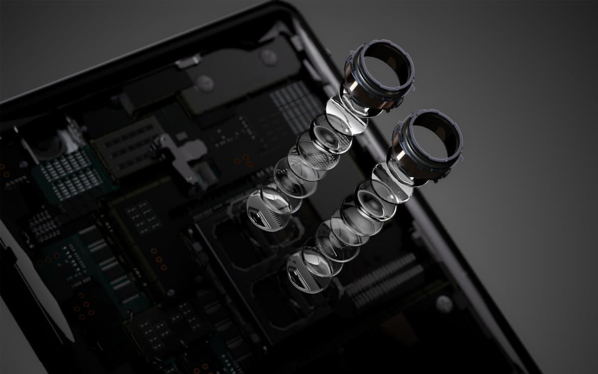 Sony Xperia XZ4 52 megapixels
