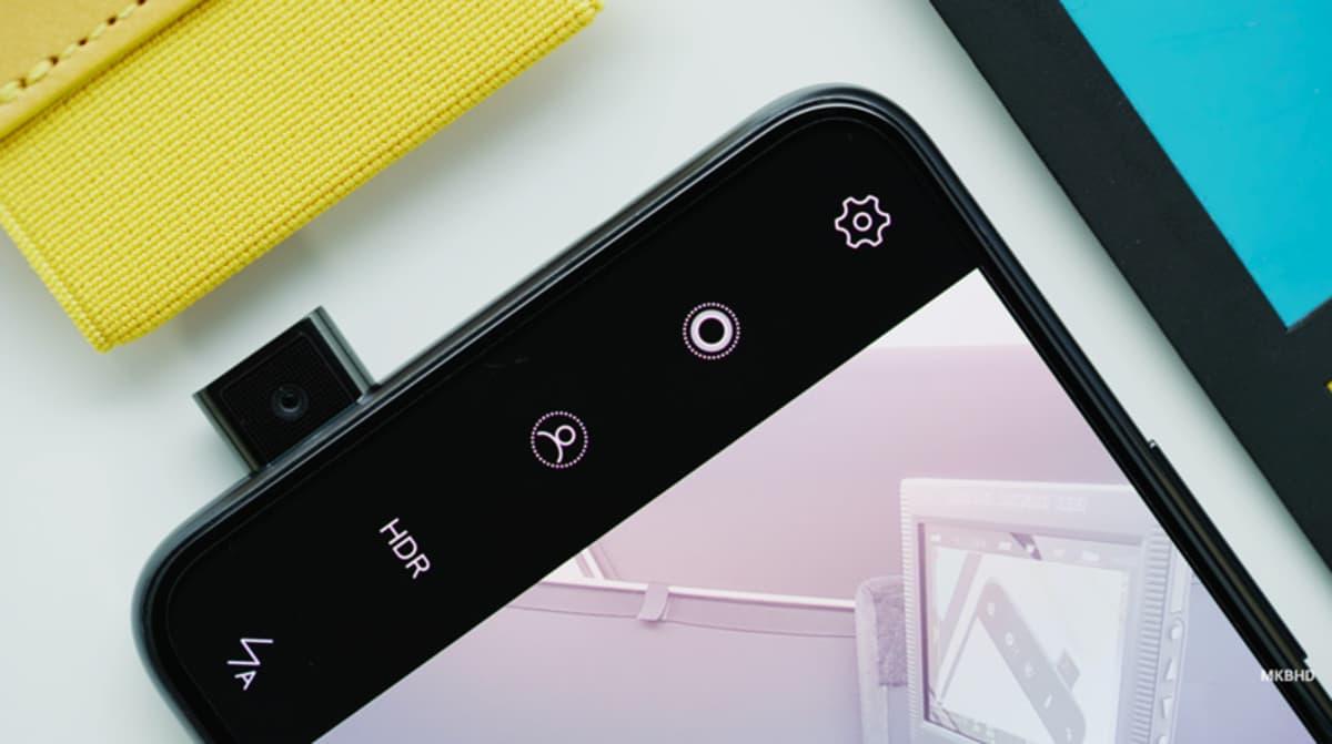 Será este o futuro OnePlus 7 com uma câmara Pop-up?