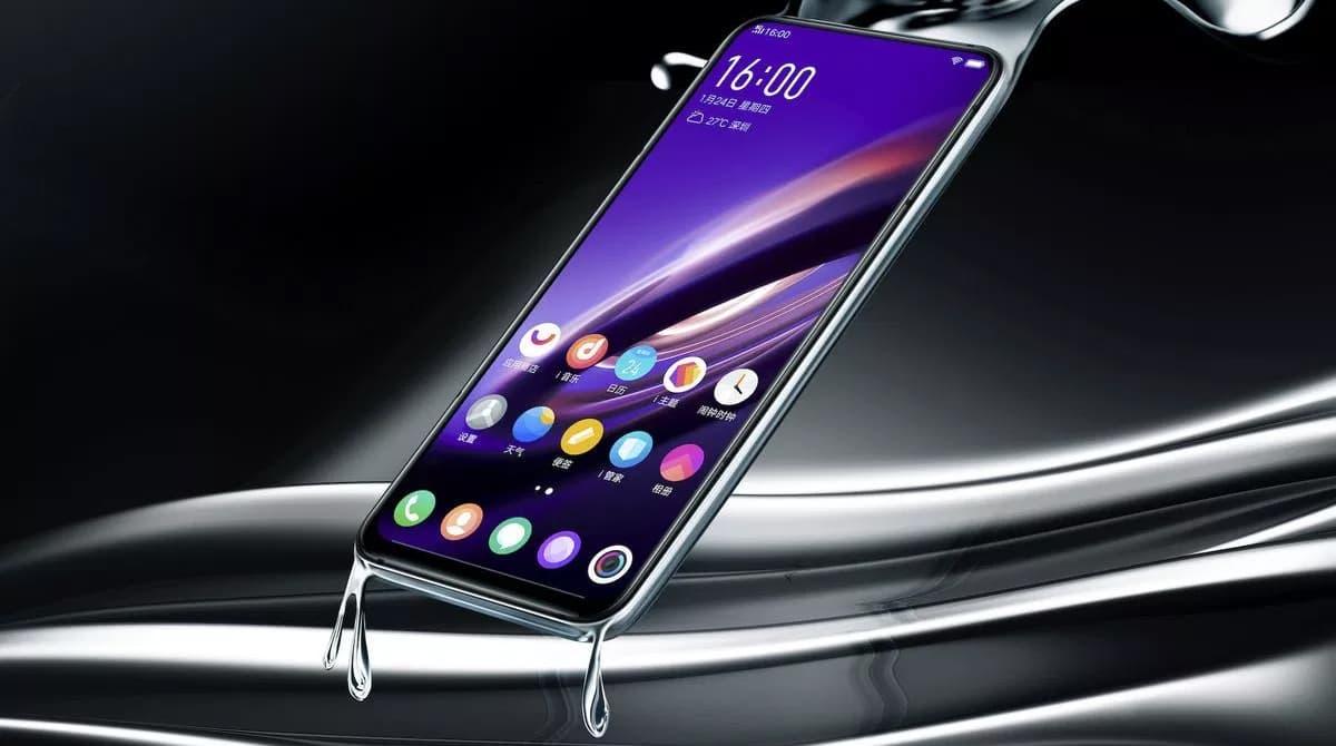 Vivo Apex 2019 concept