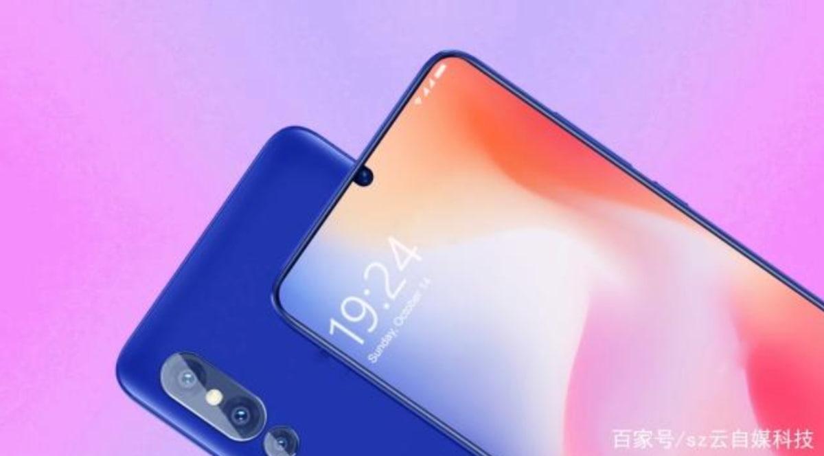 Este conceito do Xiaomi Mi 9 que não quero ver a sair para o mercado