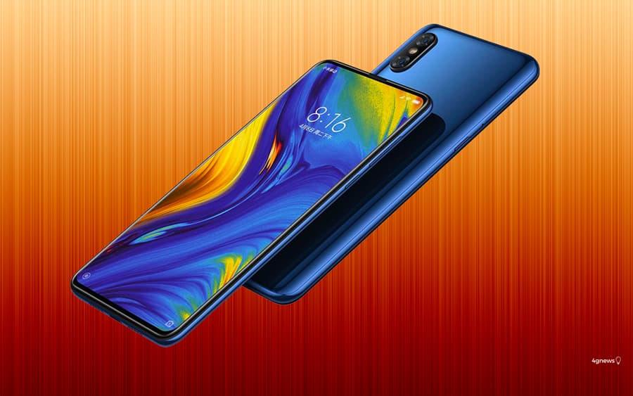 Xiaomi Mi Mix 3: Aproveita 53€ de desconto na compra do smartphone