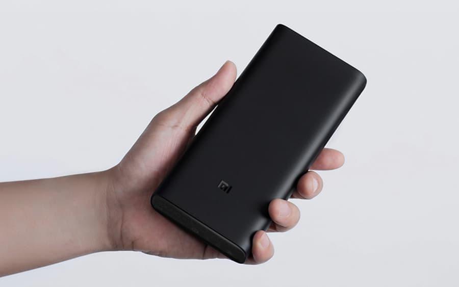 Xiaomi Mi Powerbank 3 com 20.000mAh já está em pré-venda