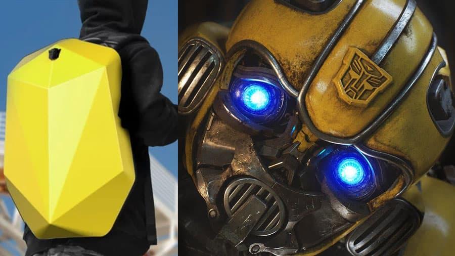 Xiaomi revela a sua mochila Bumblebee para os teus gadgets