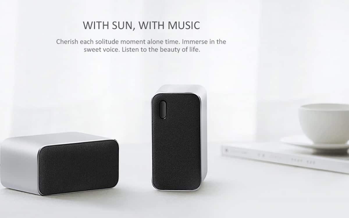 Xiaomi Colunas Bluetooth
