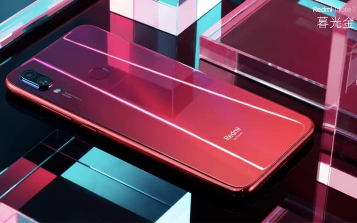 Redmi Note 7 alcança 1 milhão de vendas no primeiro mês