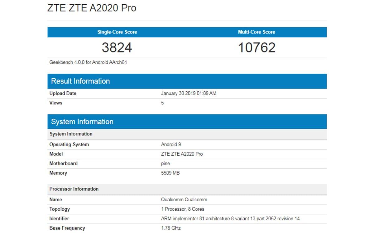 ZTE axon 10 Pro Samsung Galaxy S10 Plus