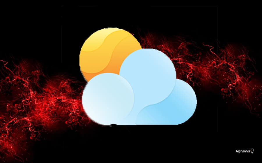 Cuidado com esta aplicação Android de meteorologia ainda na Play Store