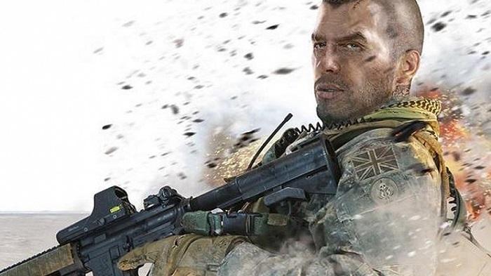 Uma das personagens mais populares de MW2, Soap, poderá regressar em Call of Duty: MW4!