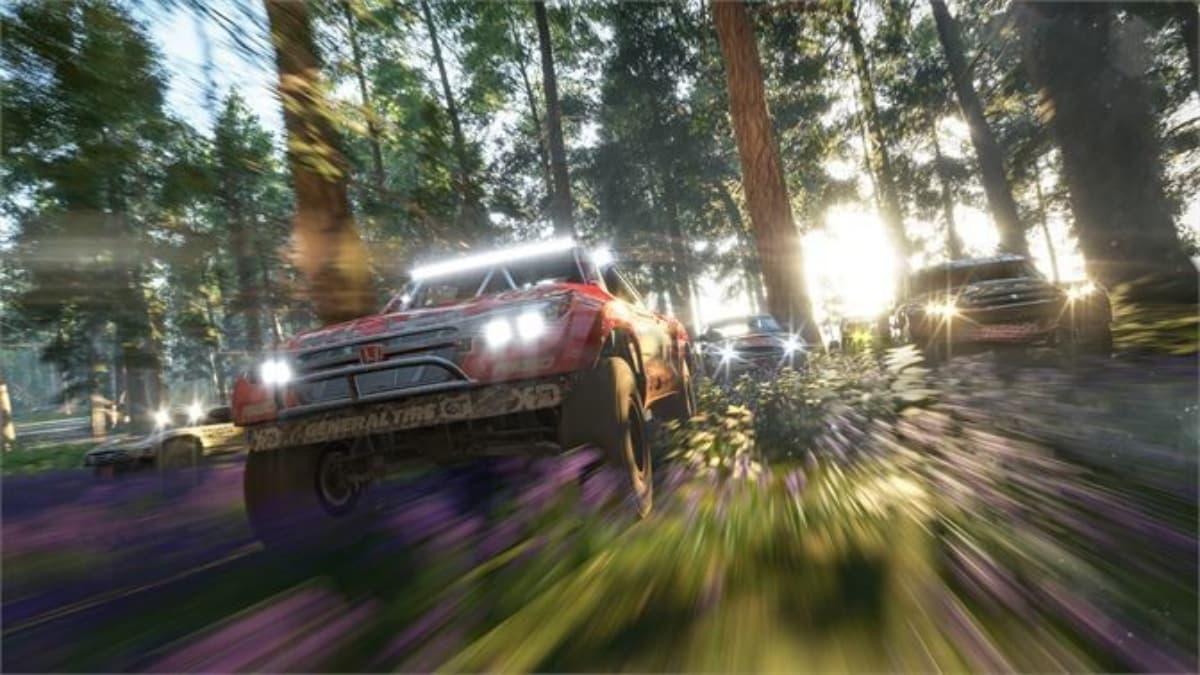 Forza Horizon 4 Microsoft