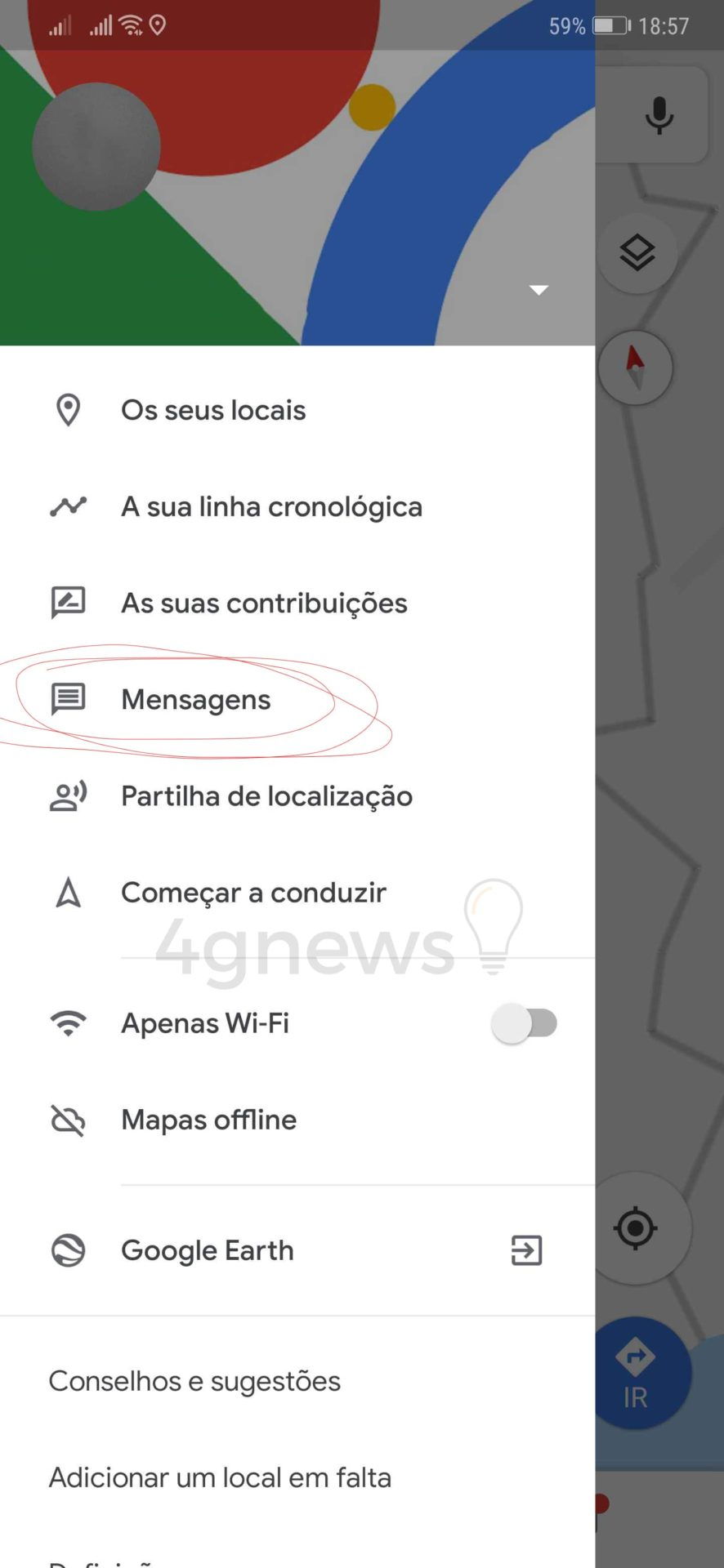 google-maps-2-android-4gnews