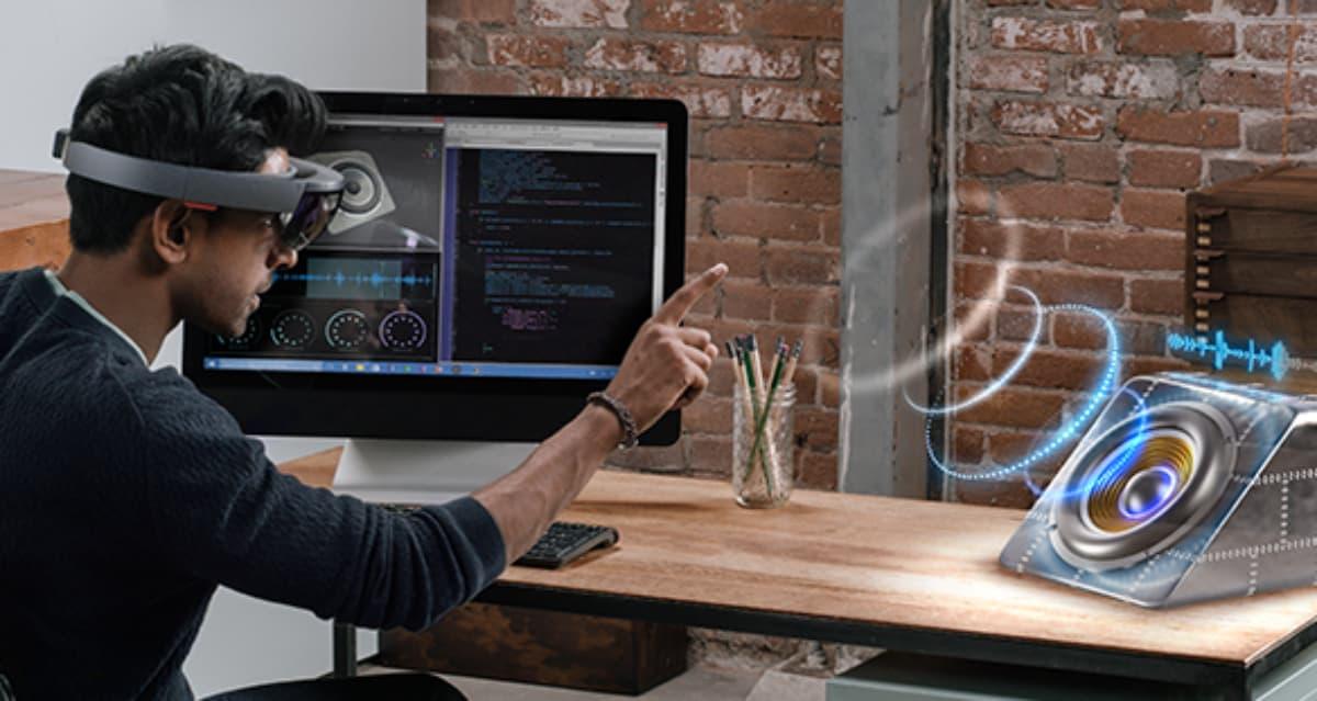 HoloLens 2 Microsoft