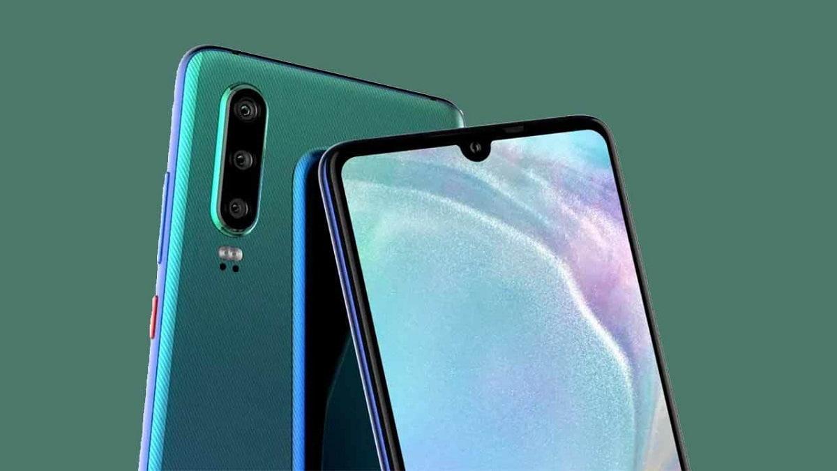 Huawei anuncia data de lançamento oficial do P30