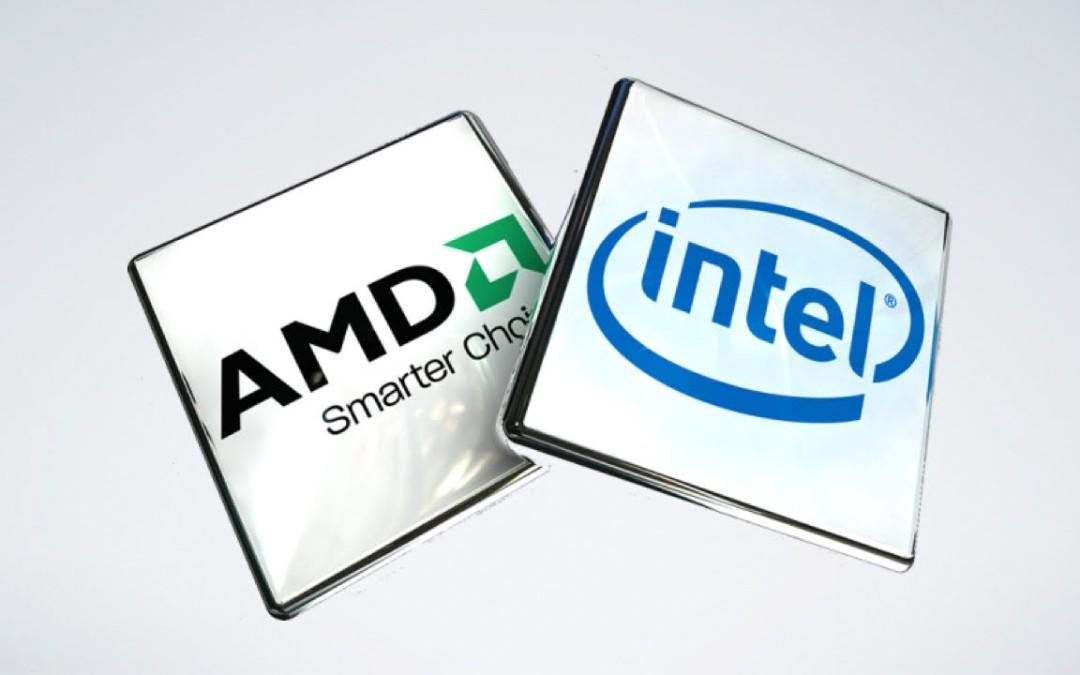 A guerra entre Intel e AMD promete ser feroz em 2019!
