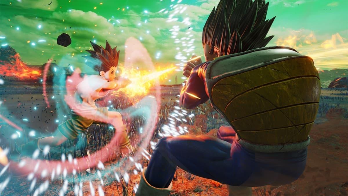 Jump Force promete ser O crossover de anime que irá virar cabeças!