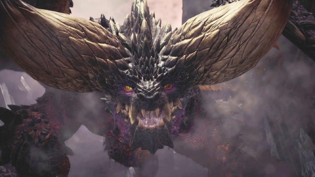 Nergigante, um dos monstros mais temíveis em Monster Hunter World!