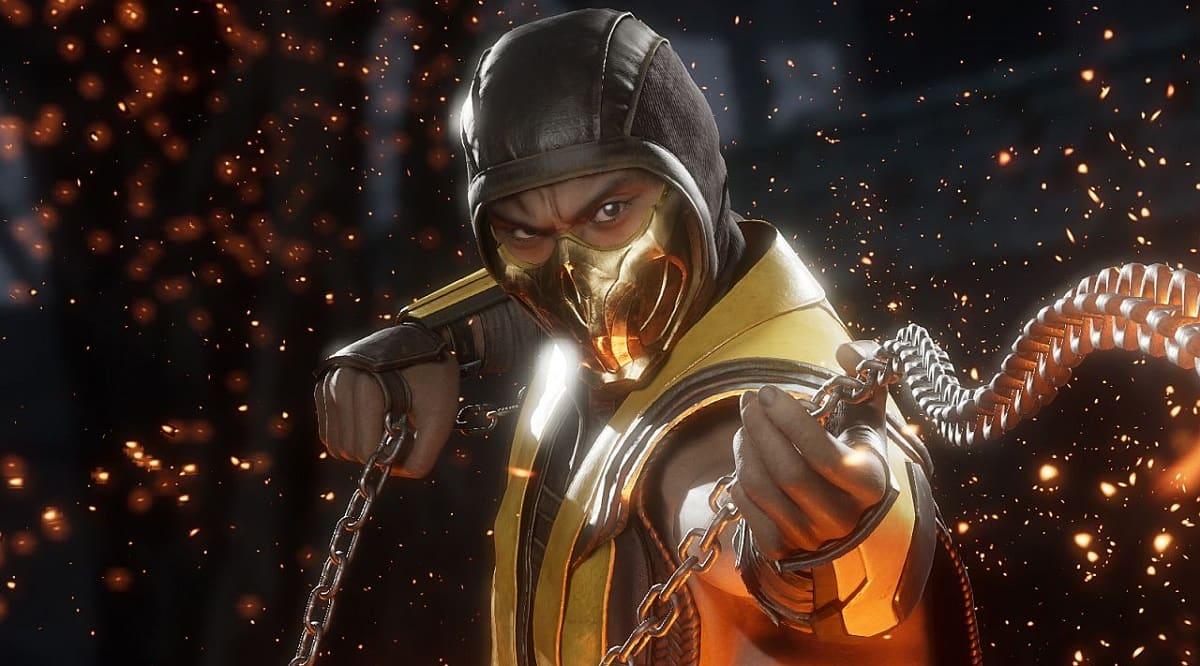 """""""GET OVER HERE!!!"""" está de volta em Mortal Kombat 11"""