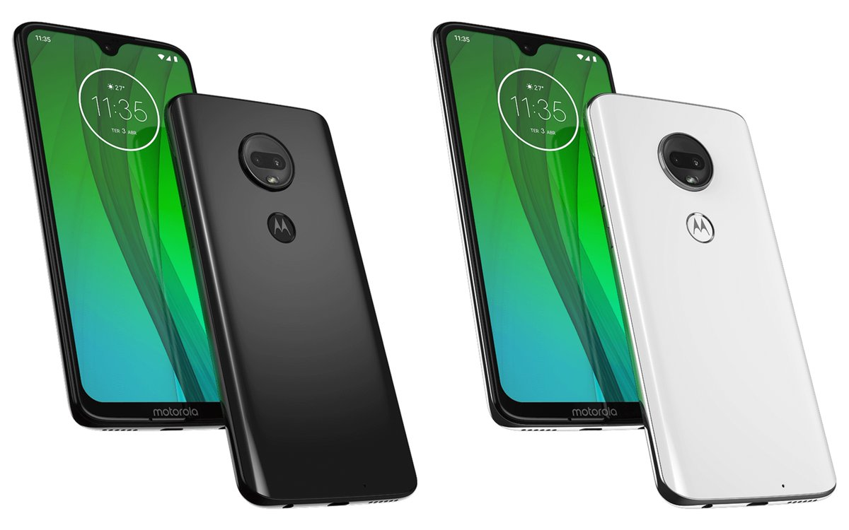 Motorola Moto G7 Play Geekbench