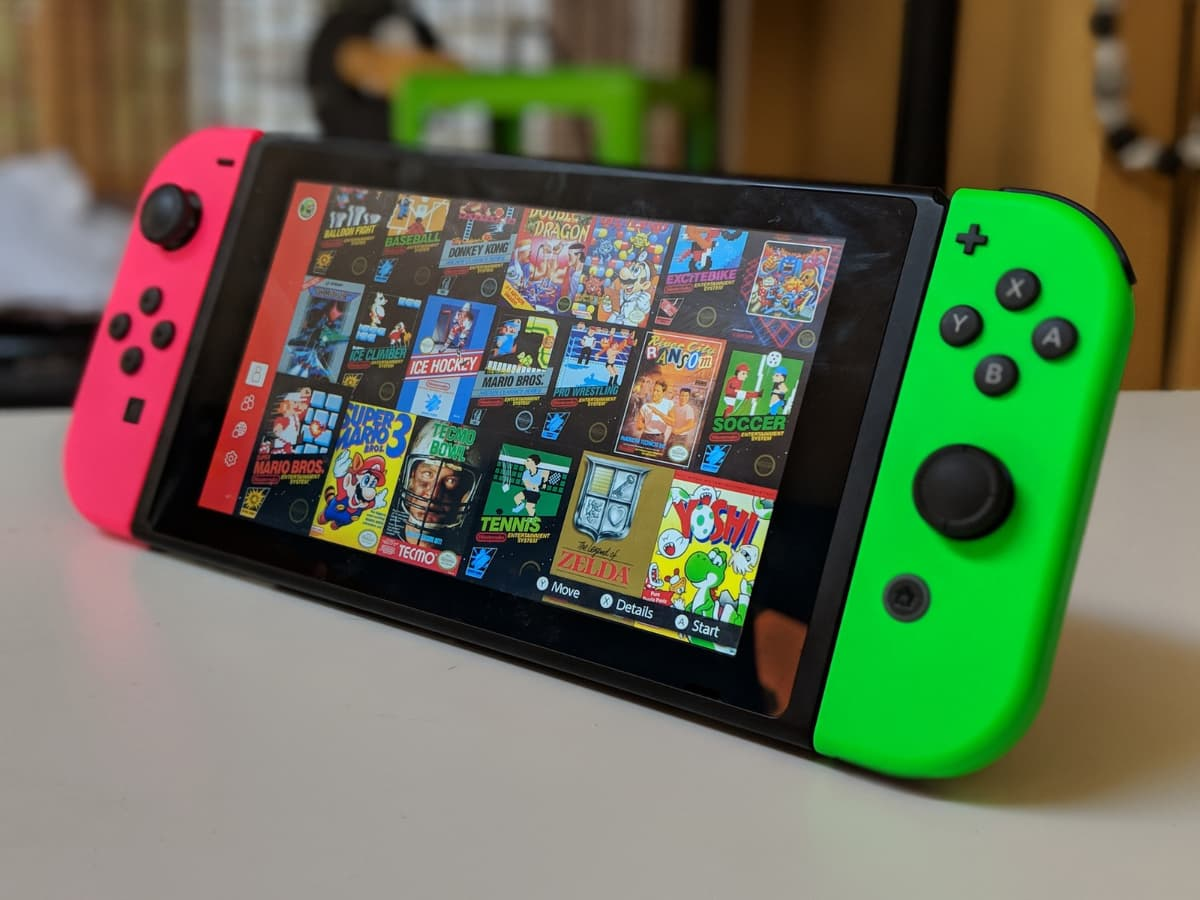nintendo switch 4gnews