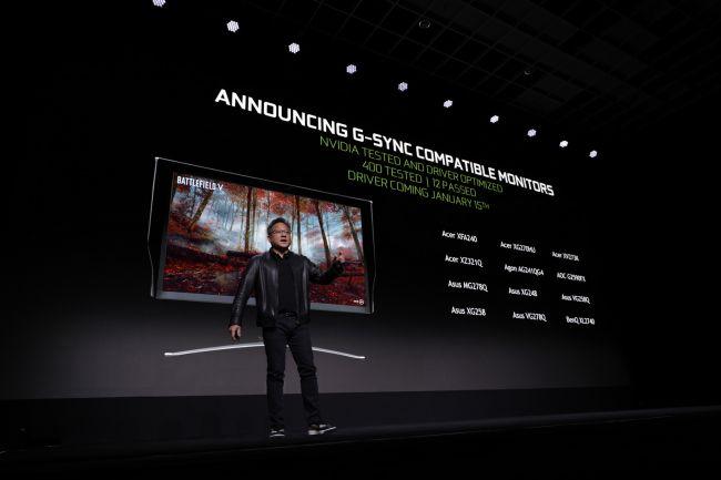 A Nvidia anunciou compatibilidade G-Sync em monitores já existentes!