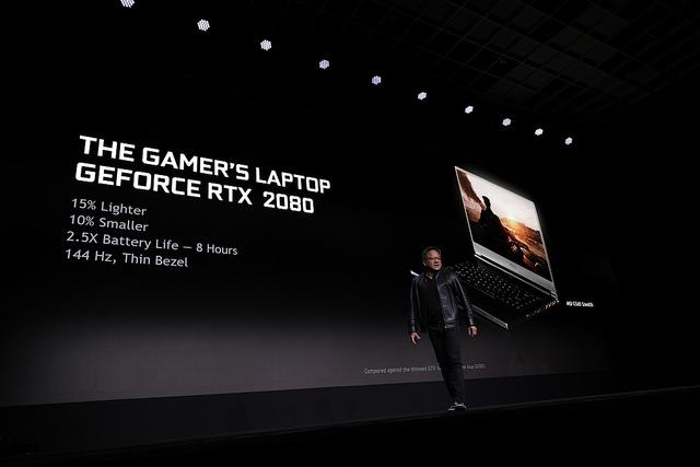 A Nvidia anunciou uma nova geração de portáteis gaming!