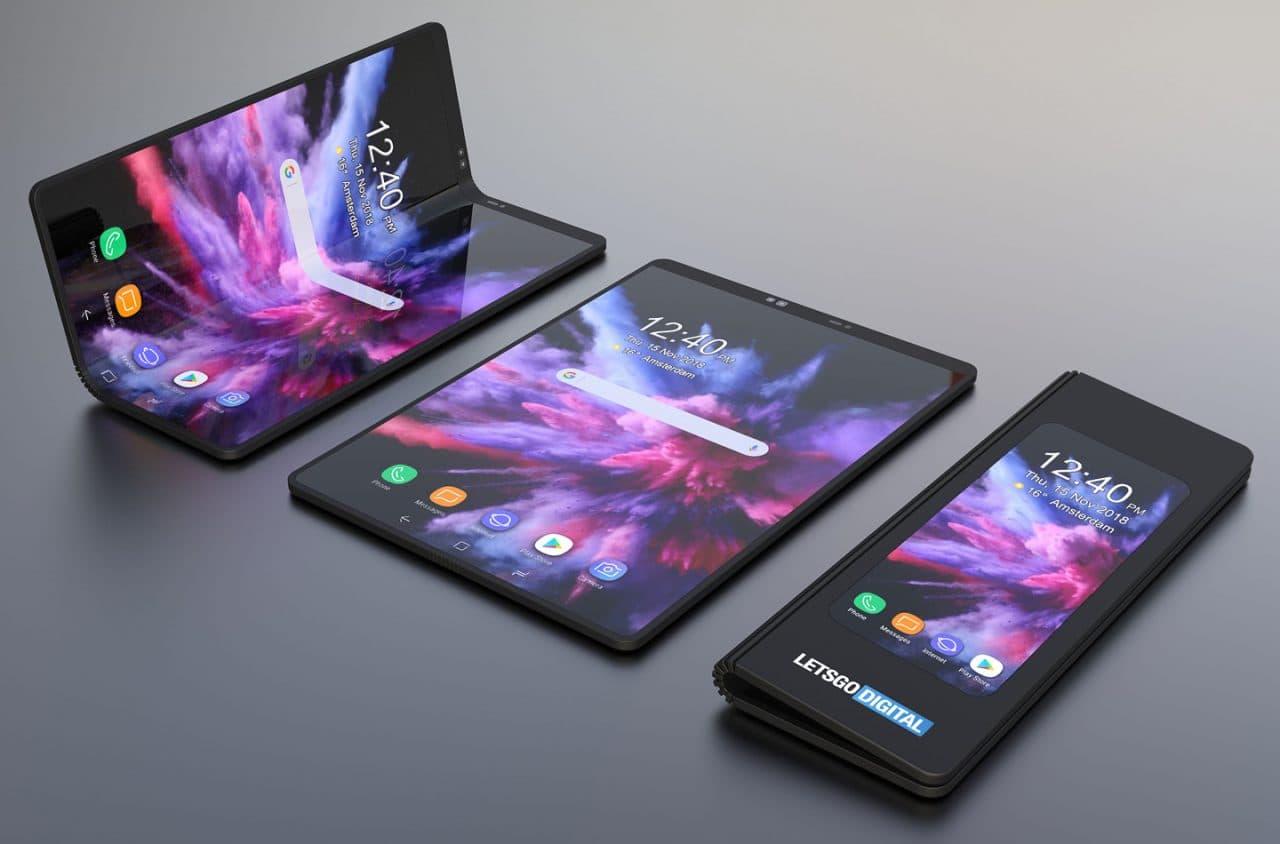 Samsung: Smartphone dobrável foi mostrado a algumas pessoas na CES
