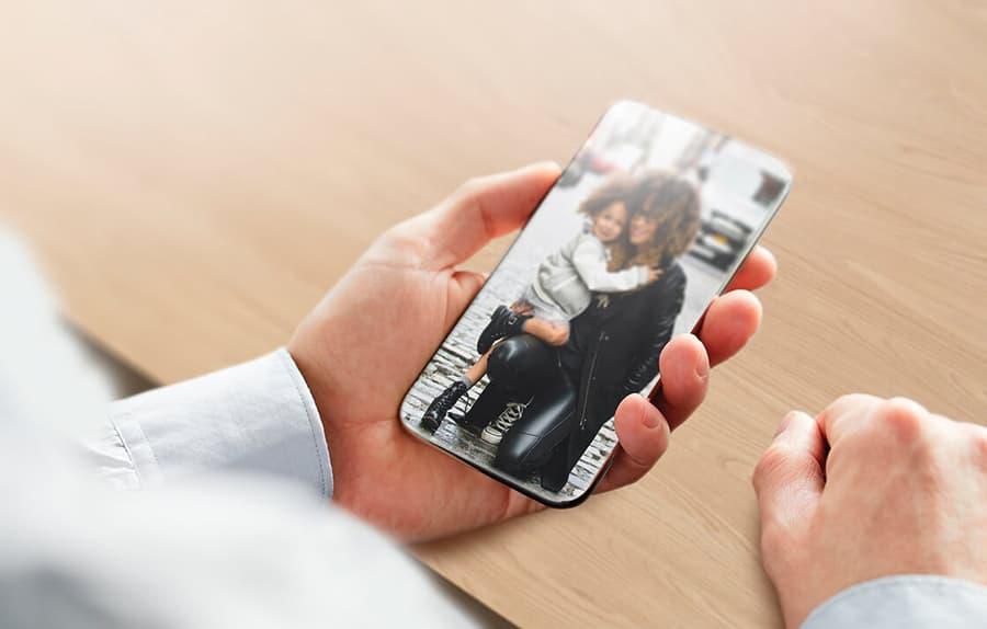 Smartphones: Face ID atrás do ecrã já é possível! Será o adeus da notch?