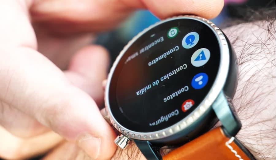 d2e47cc2c22 Samsung Galaxy Sport  Assim será o design do novo smartwatch - 4gnews