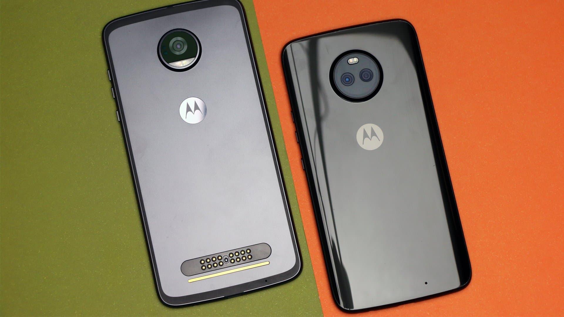 Motorola Moto Z4 Play surge em renders e traz algo que vais gostar
